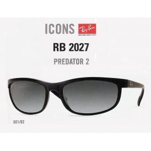 Ray Ban RB2027 PREDATOR 2