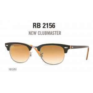 Ray Ban RB 2156 NEW CLUBMASTER