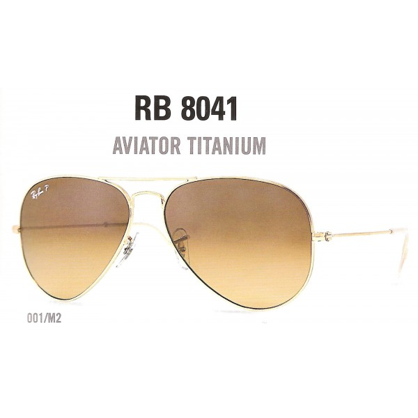 price of ray ban aviator titanium