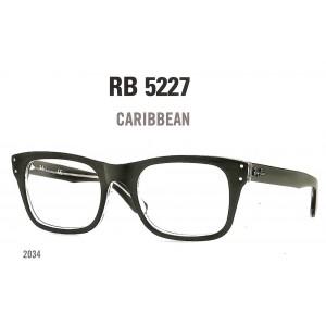 Ray Ban RB 5227 CARIBBEAN